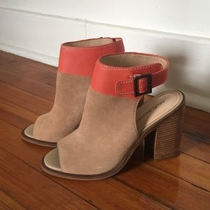 Kelsi Dagger Brooklyn Open Toe Booties